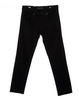 1285 Konica джинсы мужские черные осенние стрейчевые (32-42, 8 ед.)