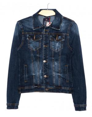 A 0220-16 Relucky куртка джинсовая женская осенняя стрейчевая (S-3XL, 6 ед.)
