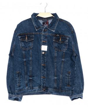 A 0202-16 Relucky куртка джинсовая женская осенняя котоновая (S-3XL, 6 ед.)
