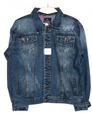 A 0200-16 Relucky куртка джинсовая женская осенняя котоновая (S-3XL, 6 ед.)