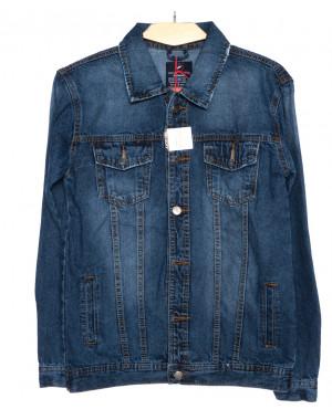 A 0213-1 Relucky куртка джинсовая женская осенняя котоновая (S-3XL, 6 ед.)