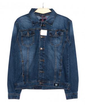 A 0212-16 Relucky куртка джинсовая женская осенняя котоновая (S-3XL, 6 ед.)