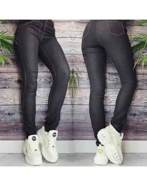 0865-4 Airuifen брюки женские текстильные тонкие стрейчевые (25-30, 6 ед.)