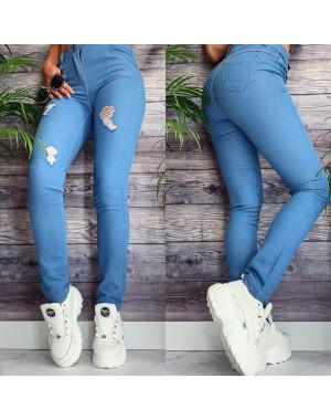 0865-8-3 Airuifen брюки женские текстильные летние стрейчевые (25-30, 6 ед.)