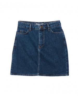 6010-2 Real Focus юбка джинсовая осенняя котоновая (26-30, 6 ед.)