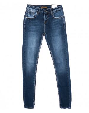 5071 Sessanta джинсы женские синие осенние стрейчевые  (25-30, 6 ед.)
