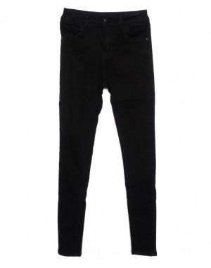 3304 New jeans джинсы женские черные осенние стрейчевые (25-30, 6 ед.)