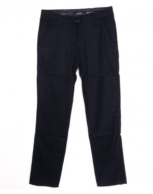 0038-K2 New Feerars джинсы мужские молодежные темно-синие осенние стрейчевые (27-34, 8 ед.)