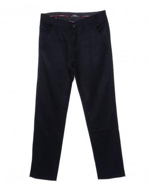 0037-P117 New Feerars джинсы мужские молодежные темно-синие осенние стрейчевые (27-34, 8 ед.)