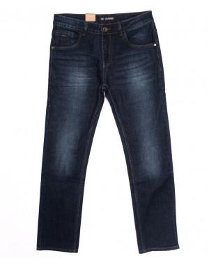1021 LS джинсы мужские синие осенние стрейчевые (32-38, 8 ед.)