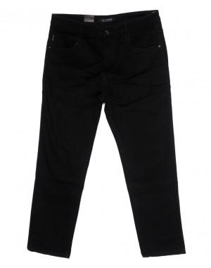 120234-D Vitiso джинсы мужские батальные черные осенние котоновые (34-42, 8 ед.)