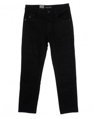 120232 Vitiso джинсы мужские батальные черные осенние котоновые (32-38, 8 ед.)