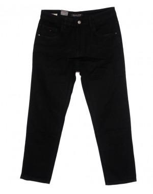 120233-D Vitiso джинсы мужские батальные черные осенние котоновые (34-42, 8 ед.)