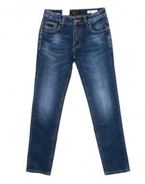 9228 God Baron джинсы мужские синие осенние котоновые (29-38, 8 ед.)