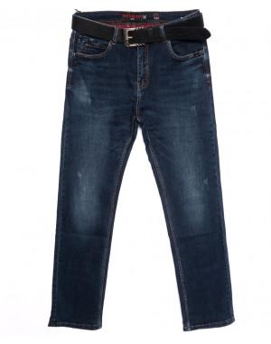9350 Resalsa джинсы мужские с царапками осенние стрейчевые (29-36, 7 ед.)