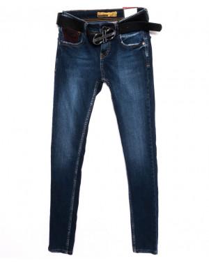 5075 Sessanta джинсы женские синие осенние стрейчевые (25-30, 6 ед.)