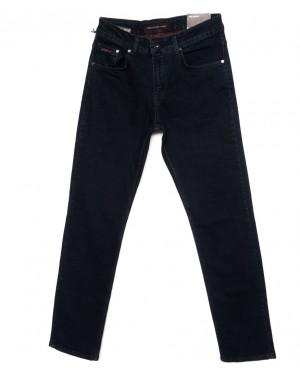 0274 Redmoon джинсы мужские темно-синие осеннии стрейч-котон (31-38, 6 ед.)