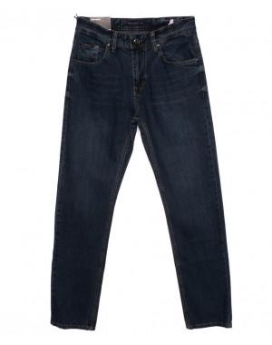 0228 Red Moon джинсы мужские синие осеннии котоновые (31-38, 6 ед.)