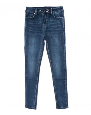 3379 New jeans американка синяя осенняя стрейчевая (25-30, 6 ед.)
