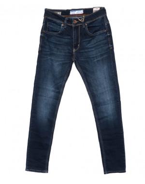 6165 Destry джинсы мужские синие осенние стрейчевые (29-36, 8 ед.)