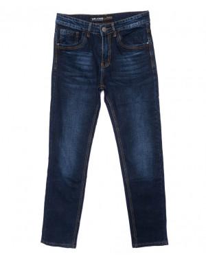 9006 Mr.King джинсы мужские синие осенние стрейчевые (31-38, 8 ед.)