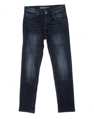 0079 Mr.King джинсы мужские синие осенние стрейчевые (30-38, 8 ед.)