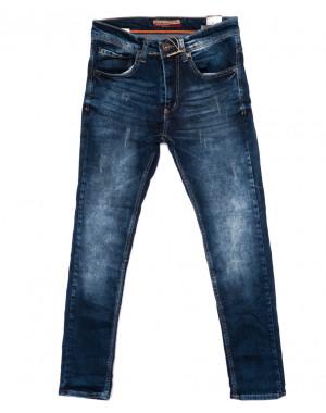 6204 Destry джинсы мужские модные синие осенние стрейчевые (29-36, 8 ед.)