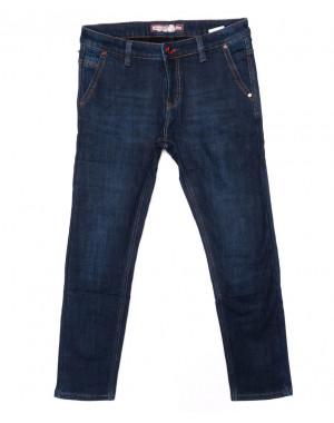 2995 Winning джинсы мужские на флисе зимние стрейчевые (29-38, 8 ед)