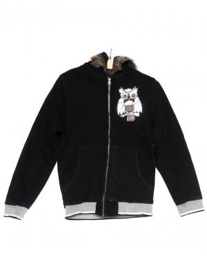 0910-9 X куртка женская модная осенняя стрейчевая (S-M, 4 ед.)