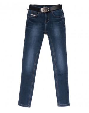 0281 DKNS джинсы женские на флисе зимние стрейчевые (25-30, 6 ед.)