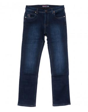 3716 Bagrbo джинсы мужские полубатальные на флисе зимние стрейчевые (32-38, 8 ед.)