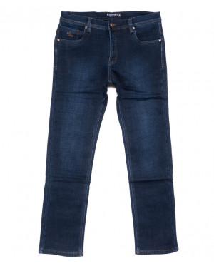 3551 Bagrbo джинсы мужские полубатальные на флисе зимние стрейчевые (32-38, 8 ед.)
