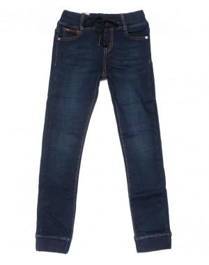 0067 (D067) Miss Happy джинсы на девочку на флисе зимние стрейчевые (23-28, 6 ед.)