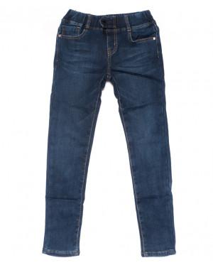 0066 (D066) Miss Happy джинсы на девочку на флисе зимние стрейчевые (23-28, 6 ед.)