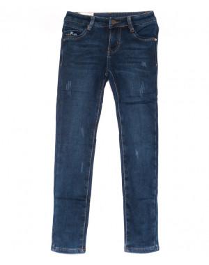 0064 (D064) Miss Happy джинсы на девочку на флисе зимние стрейчевые (23-28, 6 ед.)