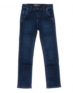 6628 Bagrbo джинсы мужские синие осенние стрейчевые (29-38, 8 ед)