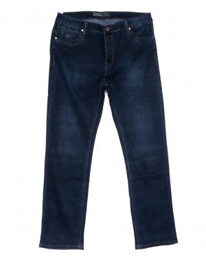 8822 Bagrbo джинсы мужские батальные синие осенние стрейчевые (34-44, 8 ед)