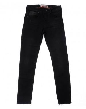 6350 Redcode джинсы мужские черные осенние стрейчевые (29-36, 8 ед.)