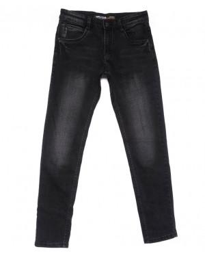 8201 Mr.King джинсы мужские молодежные темно-серые осенние стрейчевые (28-34, 8 ед.)