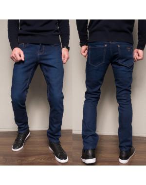 4008-3017 микс Dsouaviet джинсы мужские полубатальные на флисе стейчевые (29-40, 7 ед.)