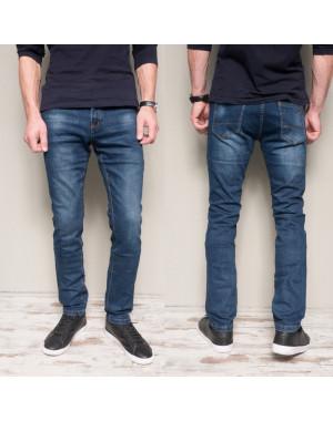 6022 Hopeai джинсы мужские синие весенние стрейчевые (29-38, 9 ед.)