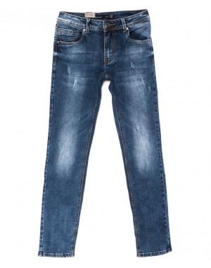 9397 God Baron джинсы мужские синие осенние стрейчевые (29-38, 8 ед.)