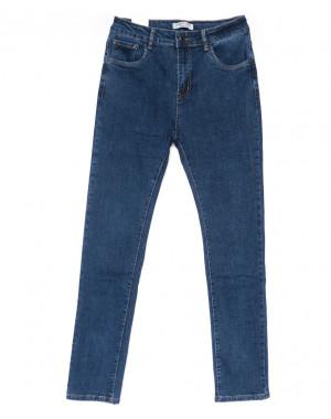 0327 Forest Jeans американка батальная синяя весенняя стрейчевая (30-36, 6 ед.)