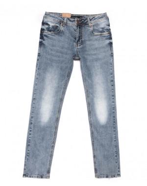 9405 God Baron джинсы мужские синие весенние стрейчевые (30-38, 8 ед.)
