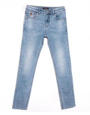19118 Star King джинсы мужские синие весенние стрейчевые (30-38, 8 ед.)