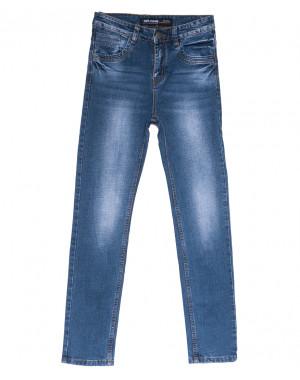 8218 Mr.King джинсы мужские батальные синие весенние стрейчевые (30-38, 8 ед.)