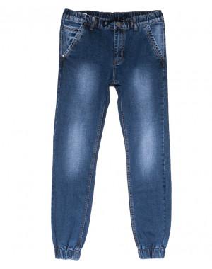 8207 Mr.King джинсы мужские на резинке синие весенние стрейчевые (29-36, 8 ед.)