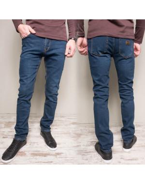 1025-1 Cookers джинсы мужские синие весенние стрейчевые (30-38, 7 ед.)