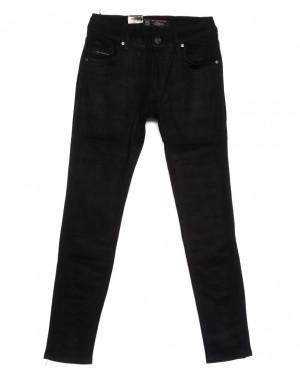 9394 God Baron джинсы мужские молодежные черные весенние стрейчевые (28-36, 8 ед.)