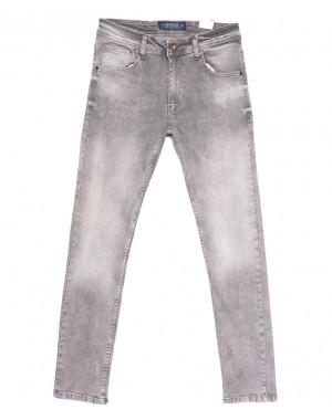 6696 Redcode джинсы мужские серые весенние стрейчевые (29-36, 8 ед.)